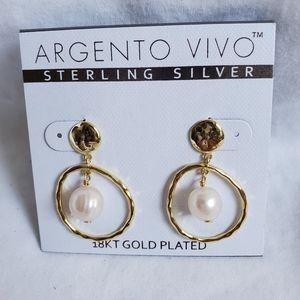 Argento Vivo Earrings
